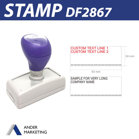 Signature Stamp (DF2867)