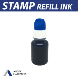 Blue Ink Refill (10ml)