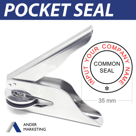 Common seal (pocket seal)